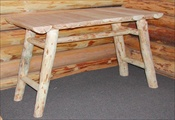 Log Accent Table