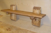 Log Wall Shelf (single)