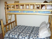 Twin Corral Over Full Bunk Bed
