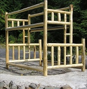 XL Full Over King Bunk Bed