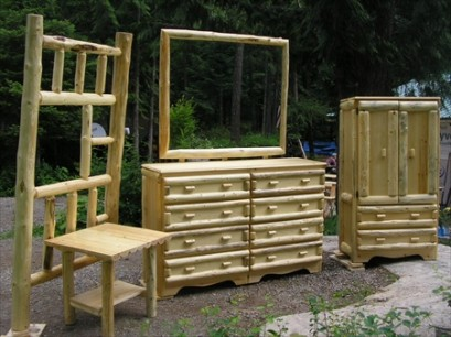 6 Piece Bunk Bedroom Set