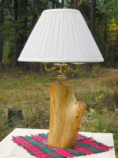 Log Lamp (Set of 2)
