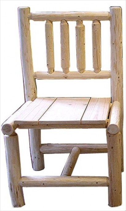 Log Side Chairs