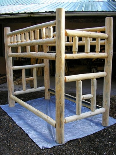 Twin Corral Bunk Bed
