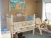 Superbe Baby On The Way And Looking For Log Nursery Furniture? At Montana Custom Log  Furniture We Truly Care About Your Childu0027s Safety, Welfare, And Happiness.